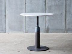 - Round marble table APOLLO MTM | Marble table - Heerenhuis