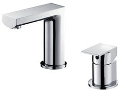 - 2 hole countertop single handle washbasin tap ARCH | 2 hole washbasin tap - JUSTIME