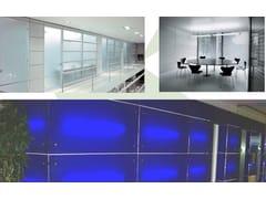 Pellicola per vetri decorativaARENA FRO 80 PEM - ASTILIA - AVHIL ITALIA