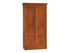 - Sectional cherry wood wardrobe DIRETTORIO   Sectional wardrobe - Morelato