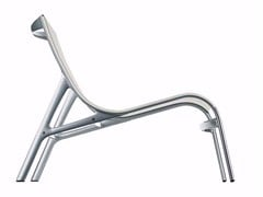 - Mesh lounge chair ARMFRAME - 418_O - Alias