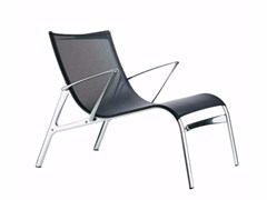 - Lounge chair ARMFRAME - 438 - Alias