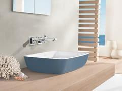 - Countertop TitanCeram washbasin ARTIS COLOR LINE - Villeroy & Boch