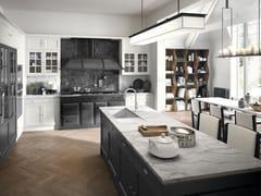 Cucina componibile in stile moderno con isola con maniglieArtis - MARCHI CUCINE