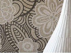 - Marble mosaic ARTISTIC CONTEMPORARY - DREAMS CARAMEL - Lithos Mosaico Italia - Lithos