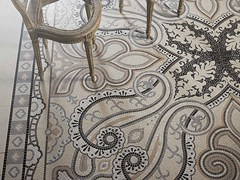- Marble mosaic ARTISTIC CONTEMPORARY - EMOTION - Lithos Mosaico Italia - Lithos