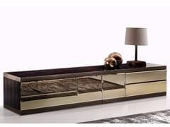 - Wooden sideboard ASPEN | Sideboard - Fratelli Longhi