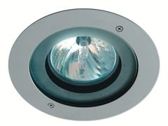 - Halogen ceiling recessed die cast aluminium Outdoor spotlight ASTER F.3036 - Francesconi & C.