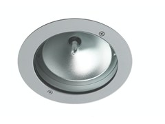 - Halogen aluminium Ceiling-Light ASTER F.3042 - Francesconi & C.