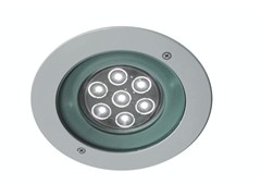 - LED ceiling recessed die cast aluminium Outdoor spotlight ASTER F.3043 - Francesconi & C.