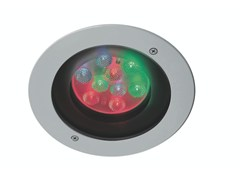 - LED RGB aluminium Ceiling-Light ASTER F.3057 - Francesconi & C.