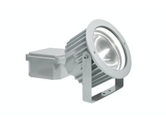- Halogen adjustable die cast aluminium Outdoor floodlight ASTER F.4075 - Francesconi & C.