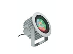 - LED adjustable RGB die cast aluminium Outdoor floodlight ASTER F.4078 - Francesconi & C.