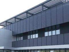 Sistema di rivestimento modulare in lamiera stirataATENA ARCHITECTURAL MESH - ATENA