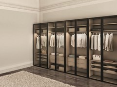 - Sectional wardrobe ATLANTE WIND - EmmeBi