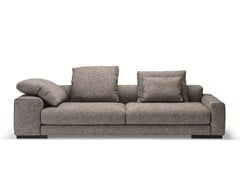 - 3 seater fabric sofa ATLAS | Fabric sofa - Arketipo