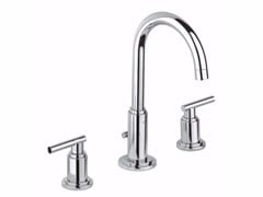- 3 hole washbasin tap with adjustable spout ATRIO CLASSIC JOTA | Countertop washbasin tap - Grohe