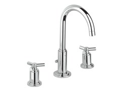 - 3 hole washbasin tap with adjustable spout ATRIO CLASSIC YPSILON SIZE M | Countertop washbasin tap - Grohe