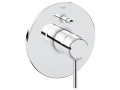 - Wall-mounted single handle bathtub / shower mixer ATRIO ONE | 1 hole bathtub mixer - Grohe