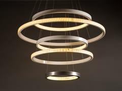 Lampada a sospensione a LED in metallo con dimmerAURA - CAMERON DESIGN HOUSE