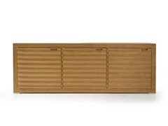 - Lacquered MDF sideboard AURA | Sideboard - Potocco