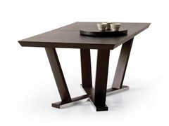 - Extending rectangular table AURA | Rectangular table - Potocco