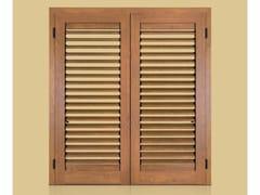 - Wooden shutter AURORA ADJUSTABLE - Cos.Met. F.lli Rubolino