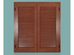 - Wooden shutter AURORA FIXED - Cos.Met. F.lli Rubolino