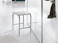 - ABS bathroom stool AV375A | Bathroom stool - INDA®