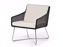 - Garden armchair with armrests AVALON | Armchair - Varaschin