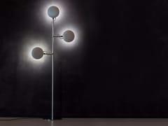 - LED adjustable floor lamp AVVENI FLOOR 3 - Sattler
