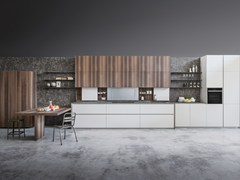 Cucina lineareAXIS 012 | Cucina - ZAMPIERI CUCINE