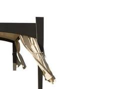 - Solid-color fabric curtain AXOLUTE   Curtain - Atmosphera