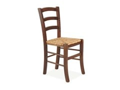 - Wooden chair AZALEA | Chair - CREO Kitchens by Lube