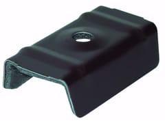 Cappellotto in acciaio con guarnizione di espansoCappellotto in acciaio - UNIFIX SWG