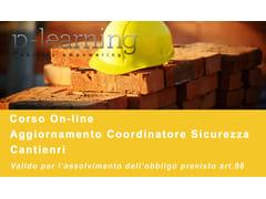 Corso per coordinamento e sicurezzaAggiornamento 40 ore Coordinatori - P-LEARNING