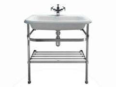 - Console washbasin with overflow B9ES | Console washbasin - Polo