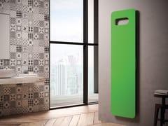 - Electric carbon steel panel radiator BADGE | Electric decorative radiator - CORDIVARI