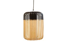 Lampada a sospensione in bambù BAMBOO LIGHT OUTDOOR - FORESTIER PARIS