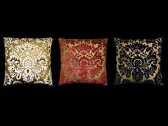 - Square velvet cushion BARBARIGO | Square cushion - Venetia Studium