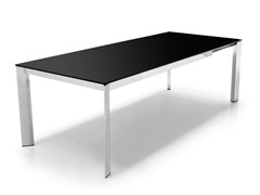 - Extending rectangular table BARON | Extending table - Calligaris