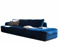 - Sectional upholstered sofa BARRET | Sectional sofa - FLEXFORM