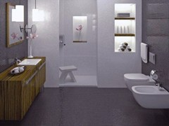 ARREDO BAGNO COMPLETO BATHROOM CONTRACT - CARMENTA