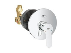 - Wall-mounted single handle bathtub / shower mixer BAUEDGE | Bathtub mixer - Grohe