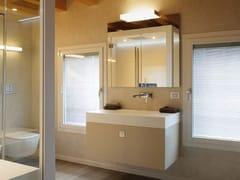 Mobile lavabo sospeso con cassettiBEAUTY | Mobile lavabo - CARMENTA
