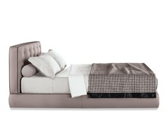 - Bed BEDFORD COVER - Minotti
