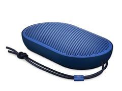 Diffusore acustico Bluetooth in alluminioBEOPLAY P2 - BANG & OLUFSEN ITALIA
