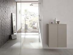 - Flush fitting rectangular enamelled steel shower tray BETTEFLOOR SIDE | Rectangular shower tray - Bette