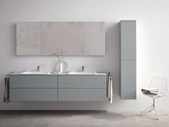 - Double wall-mounted vanity unit BETTEMODULES | Double vanity unit - Bette