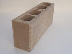 Blocco in cls alleggerito per muratura esternaBGS12 | Blocco in cls alleggerito per muratura esterna - EDIL LECA  DIVISIONE MURATURE